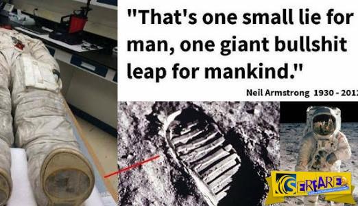 H κατάκτηση της Σελήνης – Ένα μεγάλo ψέμα για την ανθρωπότητα!