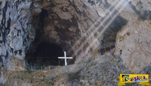 Τα μυστηριώδη σπήλαια του Αγίου Όρους!