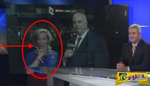 Απίστευτο: Αμερικανίδα βουλευτής κάνει… «γεώτρηση» στη μύτη της και τρώει live τις μύξες!