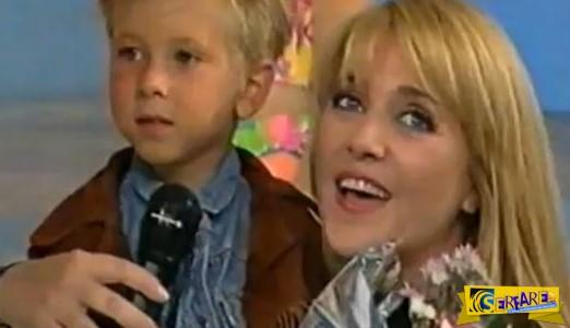 Όταν ο Ζορντί τραγουδούσε στην Ρούλα - Δείτε πως είναι σήμερα ...