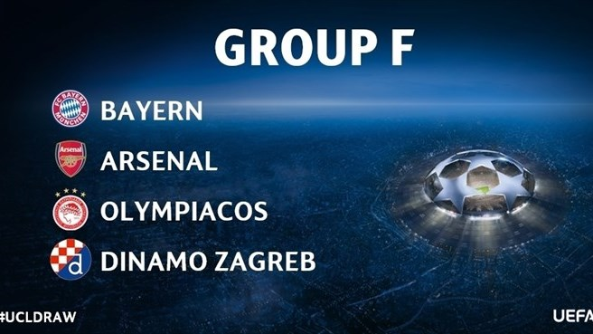 Olympiakos-Bayern-munich-group