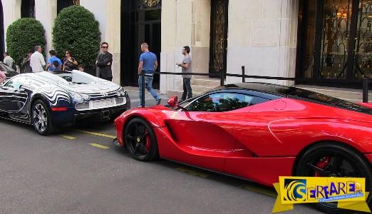 Αν είστε λάτρεις των ακριβών σπορ αυτοκινήτων μην δείτε το βίντεο!
