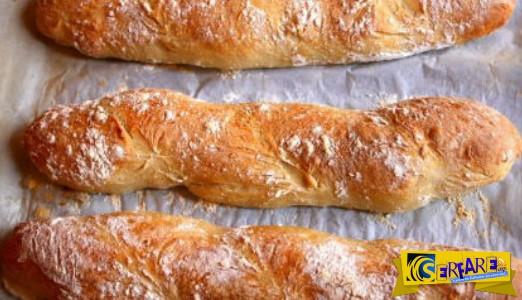 Μπαγκέτα: Η original συνταγή