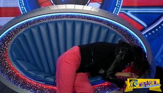 Κατέρρευσε on camera παίκτρια του Big Brother μετά από τσίμπημα εντόμου!