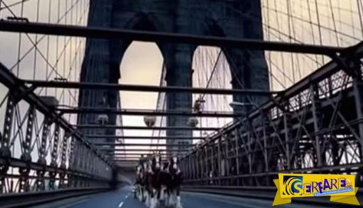 Αυτή η διαφήμιση για την 9/11 προβλήθηκε μόνο μία φορά, μέχρι σήμερα