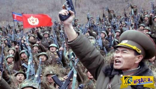 Δείτε πως εκπαιδεύονται οι ειδικές δυνάμεις στην Βόρεια Κορέα!