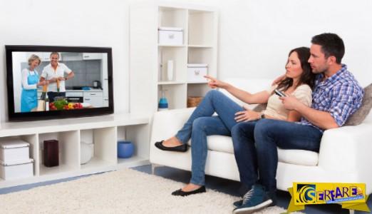 Παρακολουθείς εκπομπές μαγειρικής στην τηλεόραση; Δεν φαντάζεσαι τι μπορείς να πάθεις!