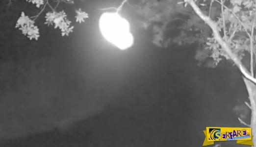 Αλάσκα: Σπάνια φωτόσφαιρα καταγράφεται από κάμερα ασφαλείας