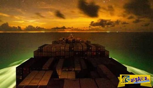 Απίστευτο Timelapse δείχνει το ταξίδι ενός εμπορευματοκιβώτιου από το Βιετνάμ στην Κίνα!