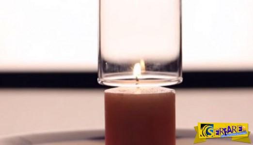 Αυτά τα κόλπα με κερί θα ενθουσιάσουν την παρέα σας!
