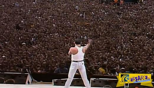 Πριν από 30 χρόνια έκανε αυτό πάνω στη σκηνή και άλλαξε τη μουσική για πάντα!