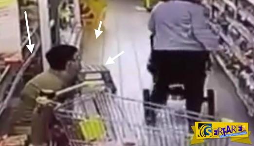 ΒΙΝΤΕΟ ΣΟΚ - Μόλις δείτε αυτό το βίντεο δεν θα ξανά ψωνίσετε από το ψυγείο του σουπερμάρκετ ...
