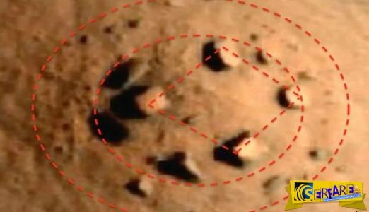 Ανακαλύφθηκε σύμπλεγμα λίθων στον πλανήτη Άρη που μοιάζει με το Στόουνχεντζ!