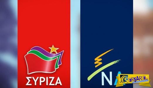 Φρενίτιδα με 6 νέες δημοσκοπήσεις: Ποιοι κερδίζουν και πορώνονται, ποιοι βουλιάζουν και αγχώνονται