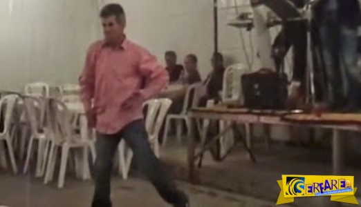 """Τρικαλινός χορεύει και δίνει """"ρέστα""""! Απολαύστε τον..."""