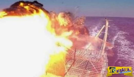 ΑΥΤΟ είναι το νέο υπερ-όπλο λέιζερ του Αμερικανικού Πολεμικού Ναυτικού!