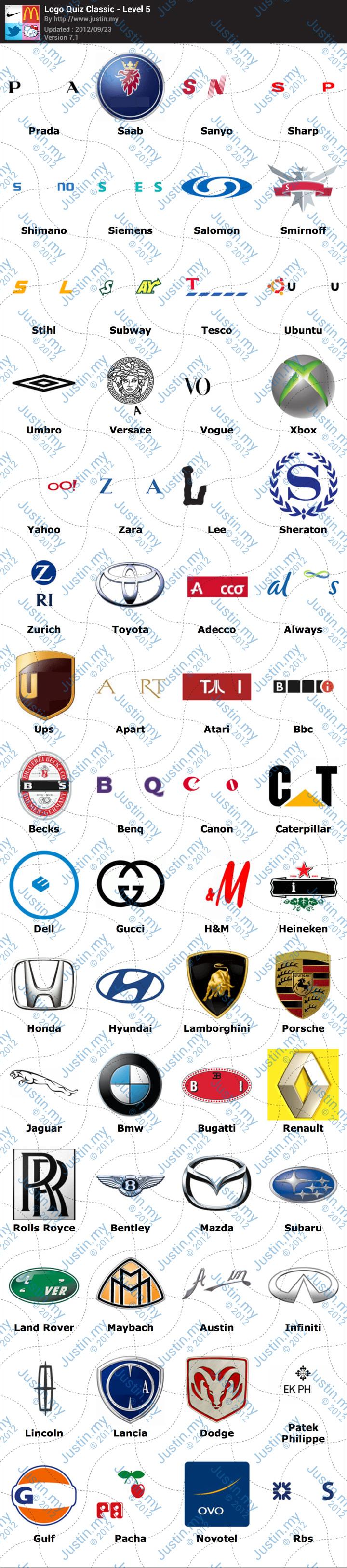 Logo-Quiz-Classic-Level-5