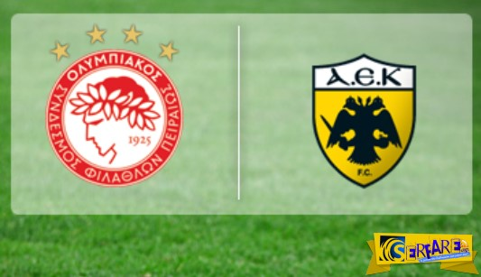 Olympiakos - AEK Live Streaming