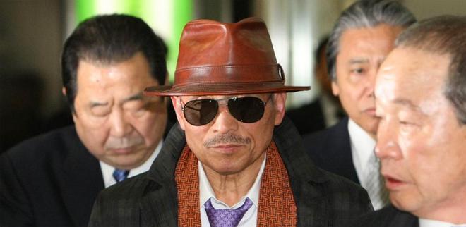 Ο 73χρονος Shinobu Tsukasa είναι ο ζάπλουτος αρχηγός της Yamaguchi-gumi.