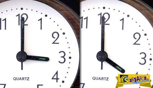 Αλλαγή ώρας 2015: Πότε αλλάζει η ώρα. Και επισήμως χειμώνας