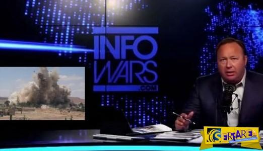 Alex Jones: Ο Ομπάμα θέλει την καταστροφή των μνημείων στην Μ.Ανατολή για να ξαναγράψει η ΝΤΠ την Ιστορία!