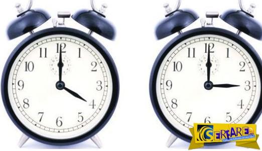 Αλλαγή ώρας 2015: Πότε θα αλλάξετε ώρα στα ρολόγια σας. Χειμερινή ώρα