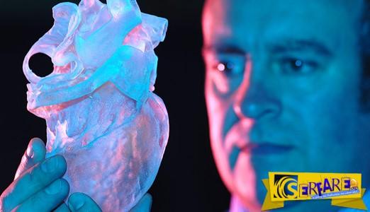 Ένα βήμα πριν την ψηφιακή εκτύπωση καρδιάς οι επιστήμονες!