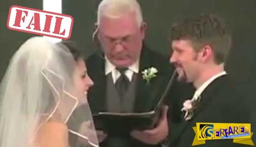 Η απόλυτη συλλογή με γαμήλια fails!
