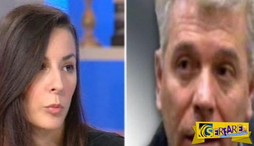 Σοκαριστική ιστορία: Η κόρη του ισοβίτη Σπύρου Καββαδία λύνει τη σιωπή της - Είδε τον πατέρα της να σκοτώνει τη μητέρα της!