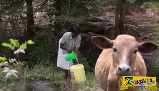 Αλάτι και μπαταρία αυτοκινήτου - Δείτε τί κάνουν στην Κένυα για να έχουν πόσιμο νερό