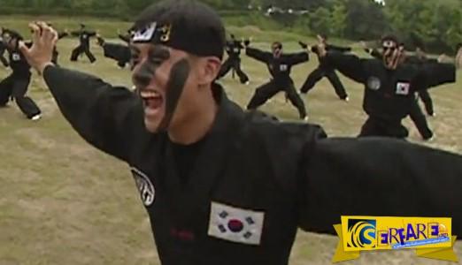 Οι Λευκές Τίγρεις: Οι Ειδικές Δυνάμεις της Νότιας Κορέας!