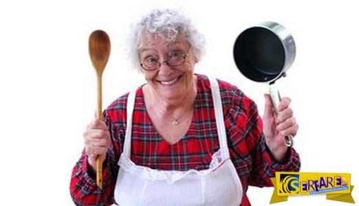 10 μυστικά της γιαγιάς για το νοικοκυριό που δεν γνωρίζατε!
