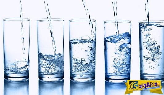 Εσείς ξέρετε τα περίεργα που συμβαίνουν όταν δεν πίνουμε νερό;