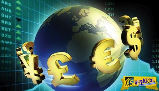 Δείτε τον Παγκόσμιο Χάρτη Χρέους: Ελλάδα και Ιταλία ξεπερνούν όλη τη Β. Αμερική!
