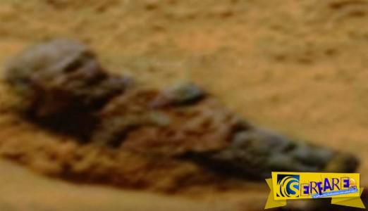 Νέα περίεργα ευρήματα στον πλανήτη Άρη προβληματίζουν τους θεωρητικούς της ουφολογίας!