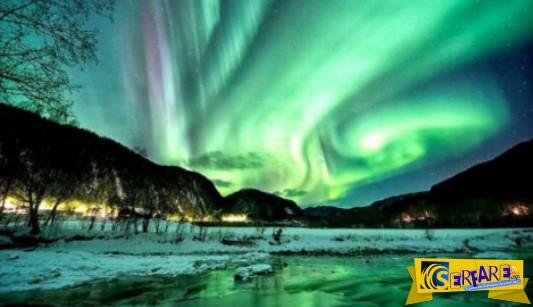 Που αλλού θα βρείτε αυτή την εξωπραγματική ομορφιά; Ο πλανήτης Γη σε όλο του το μεγαλείο!