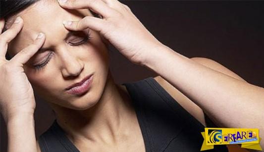 Πονοκέφαλος - ημικρανία: Πέντε αιτίες που δεν τις φαντάζεστε