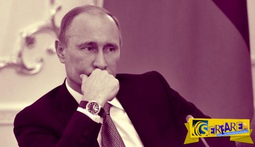 """ΠΑΝΙΚΟΣ: Ο Πούτιν στέλνει στην Συρία το υπερόπλο """"καυτός ήλιος"""" και τρομοκρατεί τις Η.Π.Α"""
