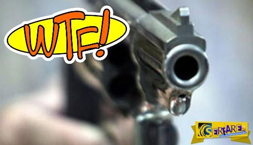 ΑΠΙΣΤΕΥΤΟ: Τον πυροβόλησαν στο κεφάλι και αυτός έβγαλε selfie video!