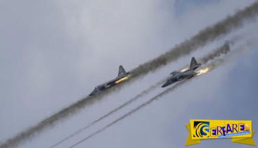 Σε απόγνωση οι τζιχαντιστές από τους νέους βομβαρδισμούς!