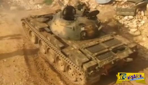 Αυτο ειναι το ρωσικό άρμα μάχης που εχει φέρει το χάος στη Συρία!