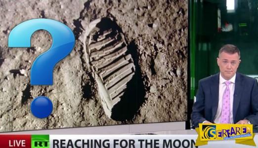 Ρώσοι θα στείλουν δορυφόρο για να μάθουν εάν πάτησαν οι Αμερικάνοι στο φεγγάρι!