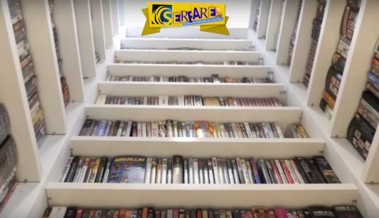 Η πιο ακριβή συλλογή ταινιών στον κόσμο είναι ελληνική!