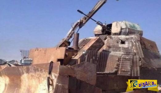 """Πολεμικά οχήματα βγαλμένα από ταινία του """"Mad Max"""" στη Συρία!"""