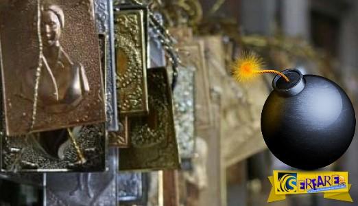 Σοκαριστική αποκάλυψη! Δείτε τι συμβαίνει με τα τάματα της Τήνου - Καημένε κόσμε...