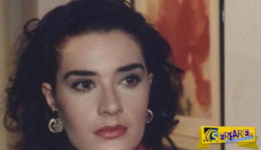 "Tάνια Καψάλη: Η ""Τατιάνα Δράκου"" σε σπάνια έξοδο!"