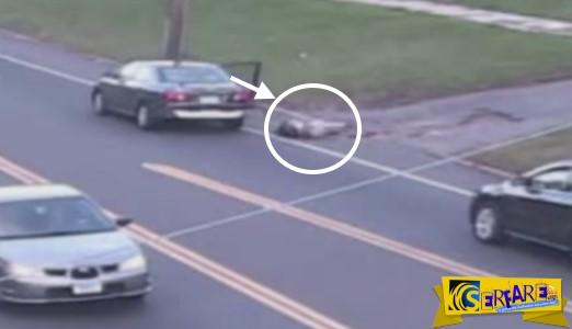 Απίστευτο! 17χρονη πήδηξε από αυτοκίνητο για να γλιτώσει...την απαγωγή!