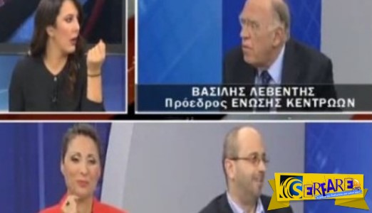 """Η αποκάλυψή - ΒΟΜΒΑ του Βασίλη Λεβέντη: """"Πέντε-έξι βουλευτές του σύριζα μουπαν ότι δε θα..."""""""