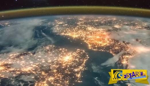 Το εκπληκτικό timelapse της Γης από τον Διεθνή Διαστημικό Σταθμό