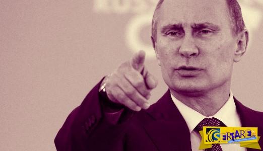 Βίντεο – φωτιά: Ο Πούτιν αποστομώνει τα «παπαγαλάκια» της Δύσης!